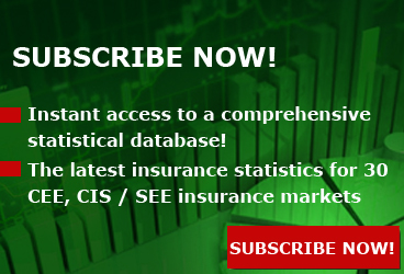 Subscribe insurance statistics