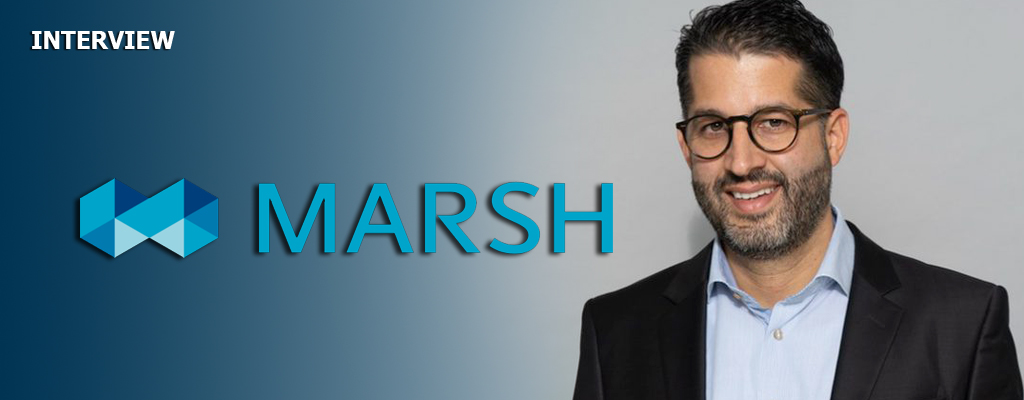 Lukas HERRMANNS, Chief Executive Officer of Marsh Germany and CEE, Marsh