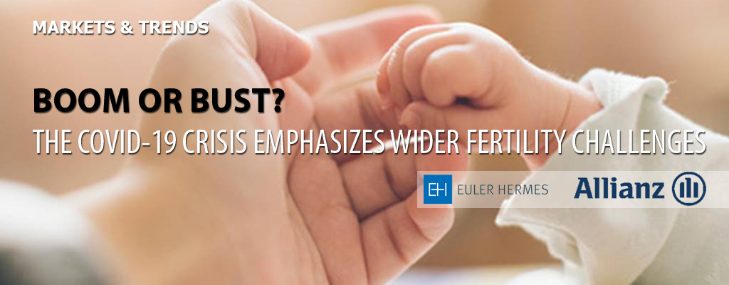 <!--sl-->ALLIANZ Research: Boom or bust? The covid-19 crisis emphasizes wider fertility challenge
