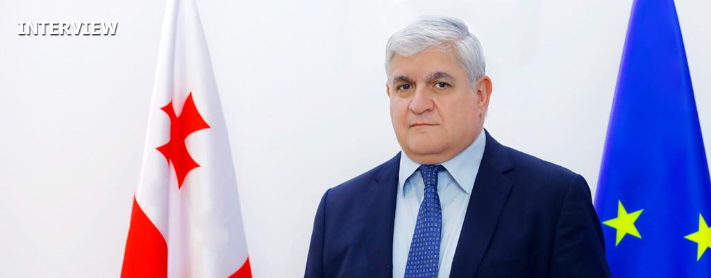 David ONOPRISHVILI, Chairman, Insurance State Supervision Service of Georgia