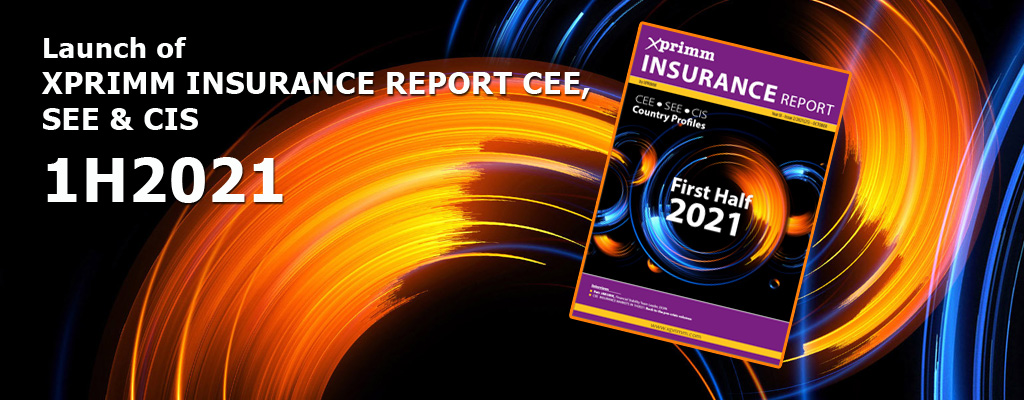 <!--sl-->XIR 1H2021: CEE insurance markets have exceeded the pre-crisis business volume